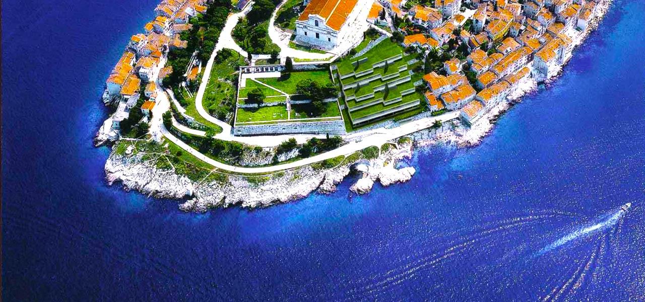 Kroatien - Dalmatiens blaue Klüste