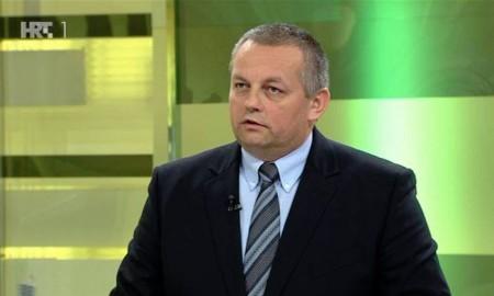 """Der neue kroatische Veteranenminister Mijo Crnoja will ein """"Verzeichnis der Verräter"""" erstellen lassen. Demnach sollen in der Liste alle namentlich genannt werden, die Kroatiens Weg zur Demokratie torpedierten. (Foto HRT)"""
