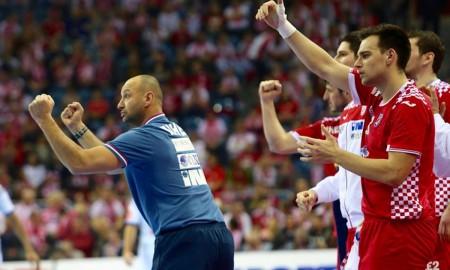 Kroatiens Handball-Trainer Zeljko Babic