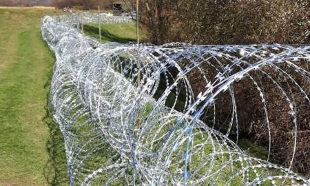Flüchtlinge: Slowenien will Grenzzaun zu Kroatien abbauen