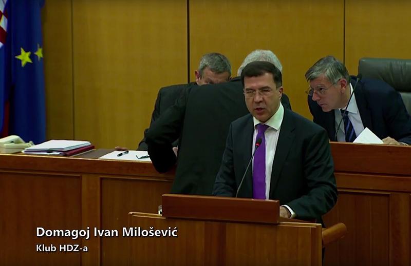 Domagoj Ivan Milosevic