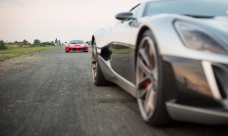 Concept_One vs. Tesla P90D vs. LaFerrari: Kroatischer Elektro-Sportwagen von Mate Rimac schneller