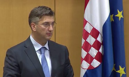 Der designierte Regierungschef Andrej Plenkovic löste dieses Jahr Tomislav Karamarko an der Spitze der HDZ ab und gewann prompt die vorgezogenen Wahlen.