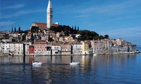 Rovinj in Kroatien