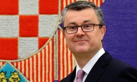 Der kroatische Premier Tihomir Oreskovic (Foto Ured Predsjednice)