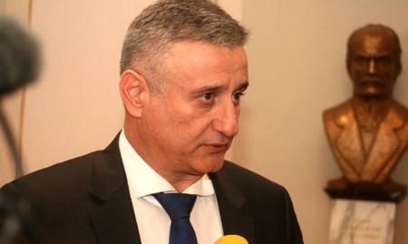Der kroatische Vizepremier Tomislav Karamarko