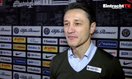 Der Kroate Niko Kovac ist neuer Trainer bei Eintracht Frankfurt