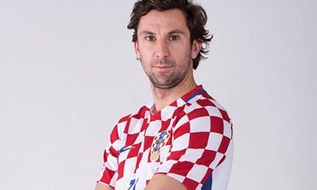 Der kroatische Nationalspieler und Kapitän Darijo Srna
