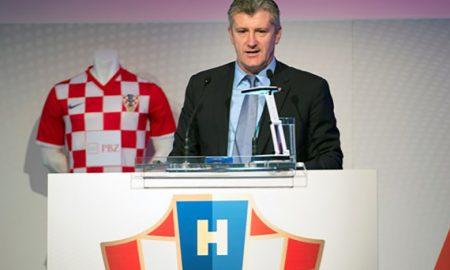 Davor Šuker, Chef des kroatischen Fußballverbandes HNS