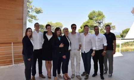 Brad Pitt zu Besuch in Kroatien in der dalmatinischen Küstenstadt Šibenik. War der Schauspieler zu dieser Zeit schon geschieden von Angelina Jolie?